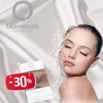 Bioemsan arcradír (fahéj-kókusz-vanilía) 50g