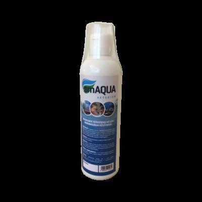 emAQUA-AKVÁRIUM  akváriumok vizének vegyszermentes, biológiai tisztításához készült mikrobiológiai készítmény